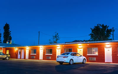 Motels Lightning Ridge Tourism