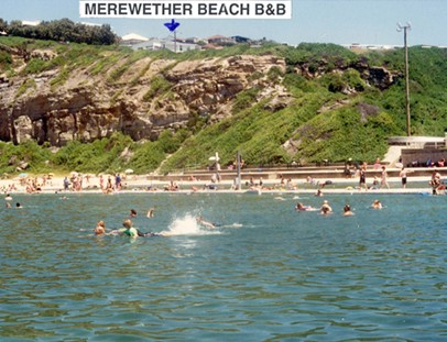Merewether Beach B And B - Lightning Ridge Tourism