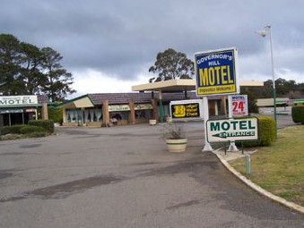 Governors Hill Motel - Lightning Ridge Tourism