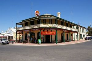 Terminus Hotel Motel - Lightning Ridge Tourism