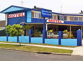 City Centre Motel - Lightning Ridge Tourism