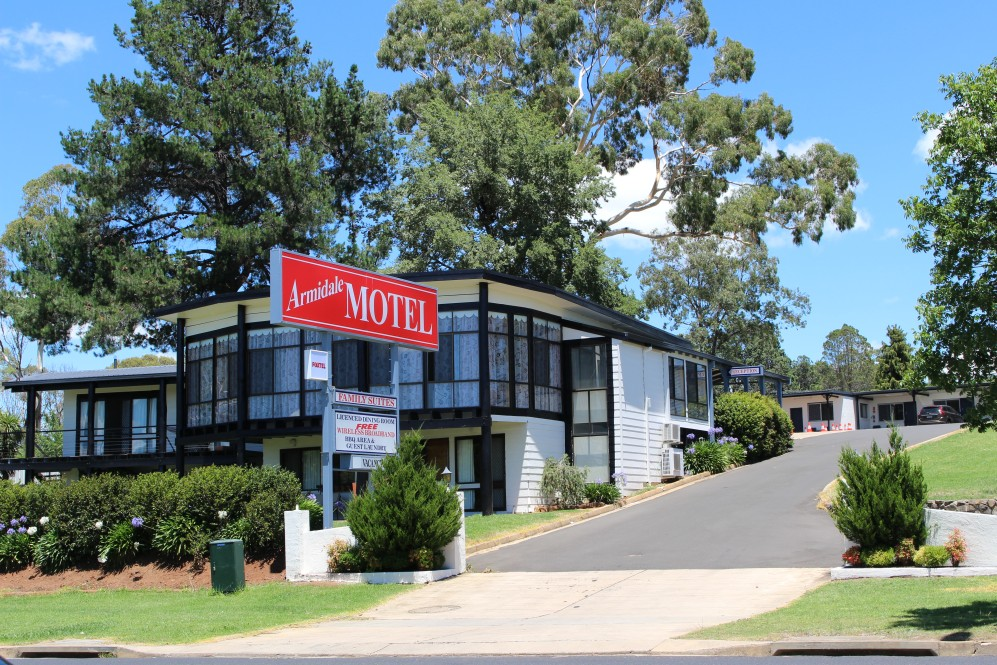 Armidale Motel - Lightning Ridge Tourism