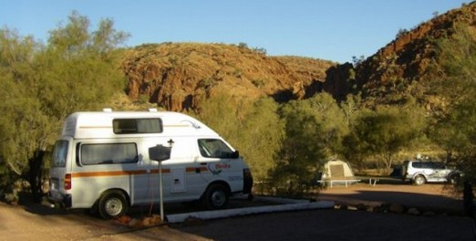 Glen Helen Resort - Lightning Ridge Tourism