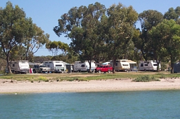 Streaky Bay Foreshore Tourist Park - Lightning Ridge Tourism