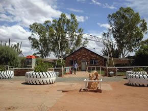 Curtin Springs Station - Lightning Ridge Tourism