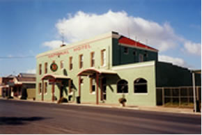 National Hotel - Lightning Ridge Tourism
