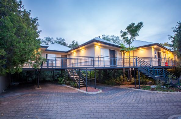 The Mill Apartments - Lightning Ridge Tourism
