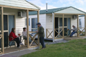 Discovery Holiday Parks Devonport Cosy Cabins - Lightning Ridge Tourism