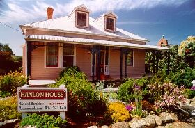 Hanlon House - Lightning Ridge Tourism