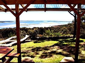 Island View Spa Cottage - Lightning Ridge Tourism