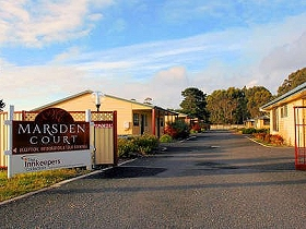 Marsden Court - Lightning Ridge Tourism