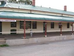 Old Vic Bed and Breakfast - Lightning Ridge Tourism