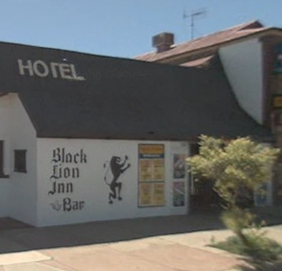 Black Lion Inn Hotel - Lightning Ridge Tourism