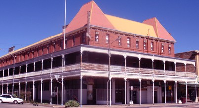 The Palace Hotel Broken Hill - Lightning Ridge Tourism