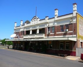 Yenda Hotel - Lightning Ridge Tourism