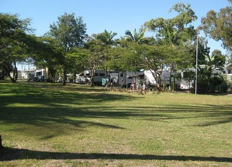 Bucasia Beachfront Caravan Resort - Lightning Ridge Tourism