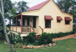 Mango Hill Cottages Bed and Breakfast - Lightning Ridge Tourism