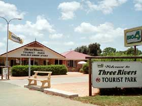 Mundubbera Three Rivers Tourist Park - Lightning Ridge Tourism