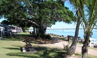 Burrum Heads Beachfront Tourist Park