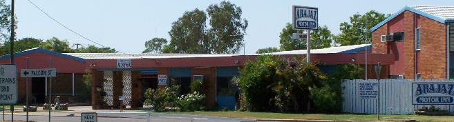 Abajaz Motor Inn - Lightning Ridge Tourism