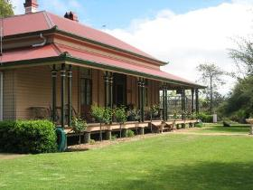 Haddington Bed and Breakfast - Lightning Ridge Tourism