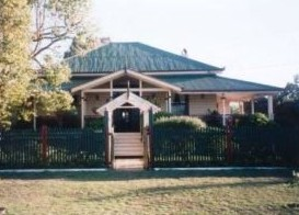 Grafton Rose Bed and Breakfast - Lightning Ridge Tourism