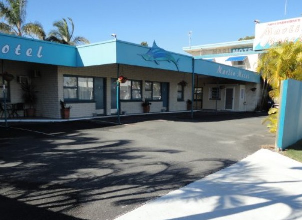 Marlin Motel Pet Friendly - Lightning Ridge Tourism