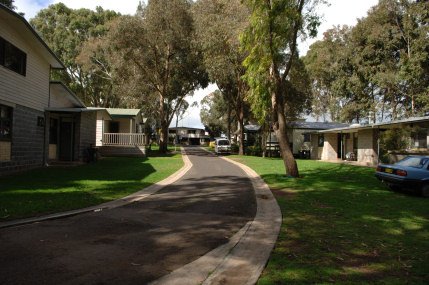 Kalganyi Holiday Park - Lightning Ridge Tourism