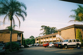 Gardenia Motor Inn - Lightning Ridge Tourism