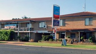 Outback Motor Inn Nyngan - Lightning Ridge Tourism