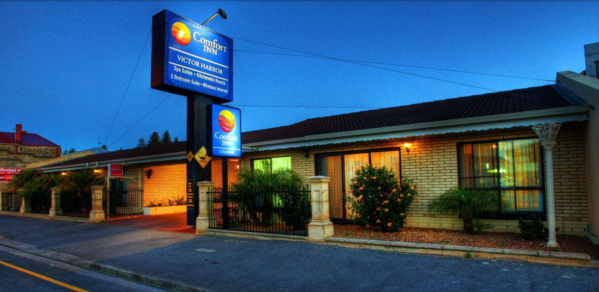 Comfort Inn Victor Harbor - Lightning Ridge Tourism