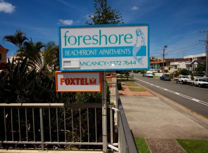 Foreshore Apartments Mermaid Beach - Lightning Ridge Tourism