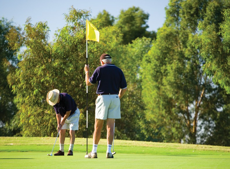 Rich River Golf Club Resort - Lightning Ridge Tourism