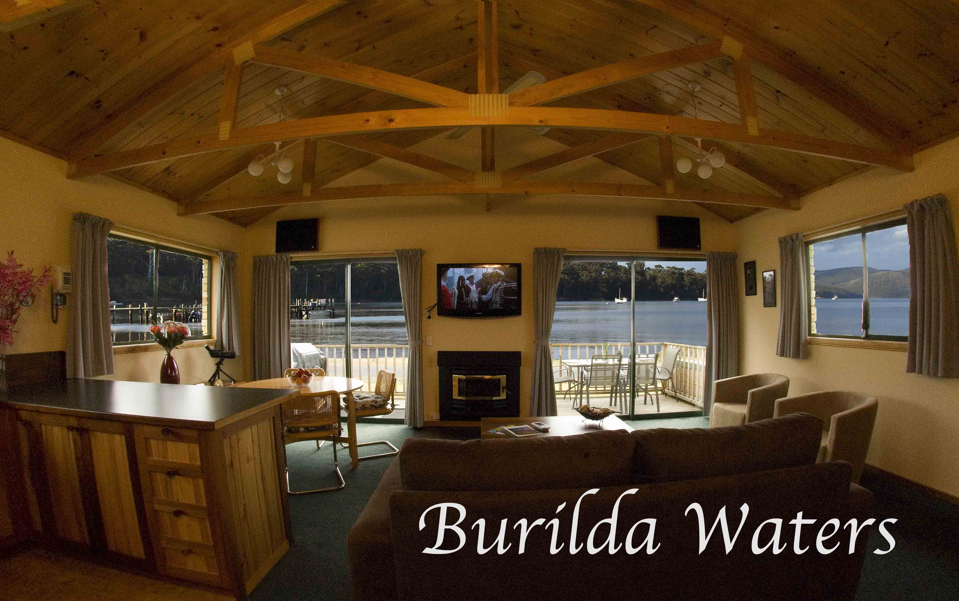 Burilda Waters Port Arthur Waterfront Accommodation - Lightning Ridge Tourism