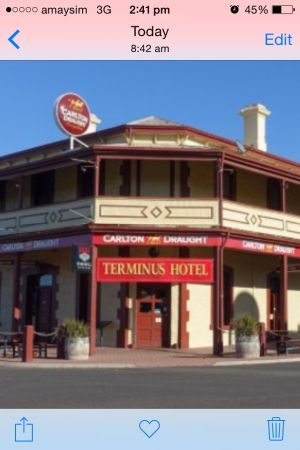 The Terminus Hotel Motel - Lightning Ridge Tourism