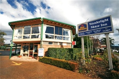 Wanderlight Motor Inn - Lightning Ridge Tourism
