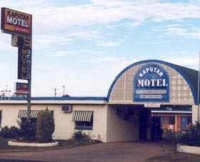 Kaputar Motel - Lightning Ridge Tourism