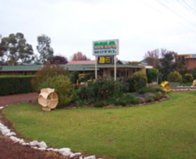 M.I.A. Motel - Lightning Ridge Tourism