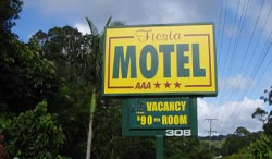 Fiesta Motel - Lightning Ridge Tourism