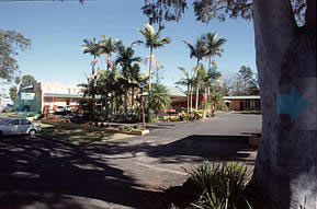 Dawson Motor Inn - Lightning Ridge Tourism