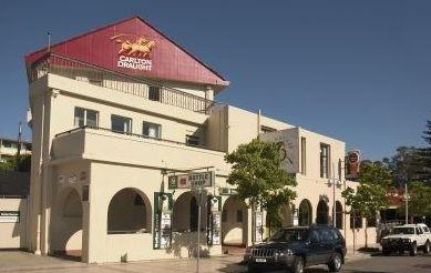 Seabreeze Hotel - Lightning Ridge Tourism