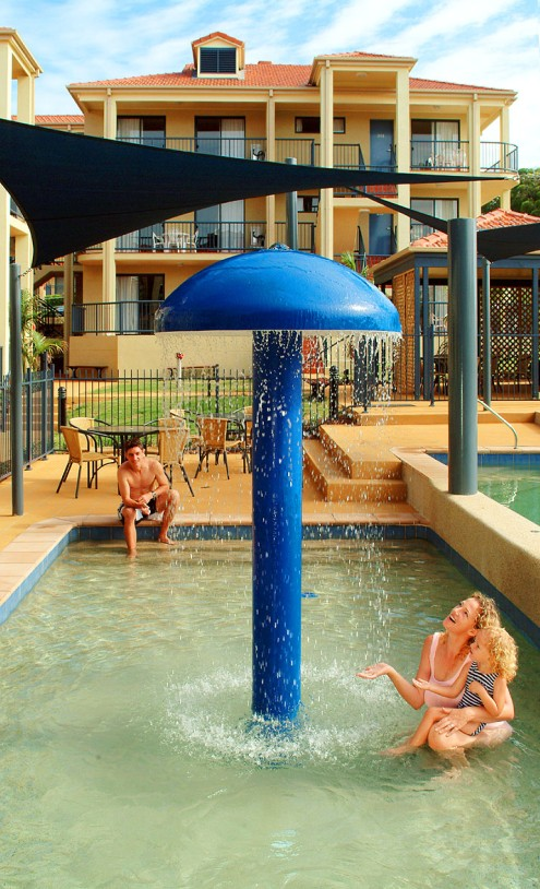 South Pacific Apartments - Lightning Ridge Tourism