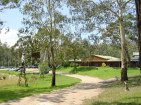 Megalong Valley Guesthouse Accommodation - Lightning Ridge Tourism