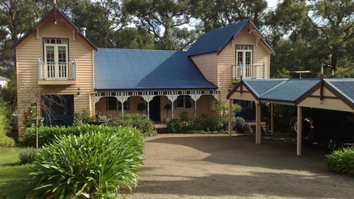 Hideaways at Red Hill - Lightning Ridge Tourism