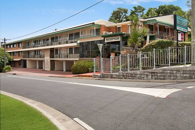 Econo Lodge Murwillumbah - Lightning Ridge Tourism