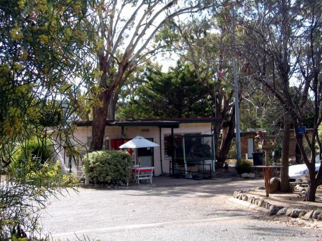 Goulburn South Caravan Park - Lightning Ridge Tourism