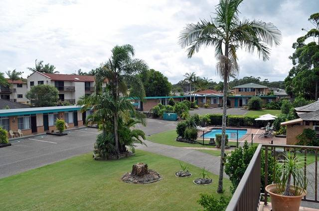 Haven Waters Motel and Apartments - Lightning Ridge Tourism