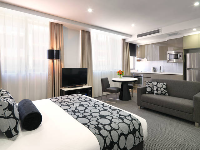 Meriton Serviced Apartments - North Ryde - Lightning Ridge Tourism