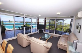 Sunrise Apartments Tuncurry - Lightning Ridge Tourism