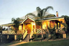 Cooloola Country Bed  Breakfast - Lightning Ridge Tourism